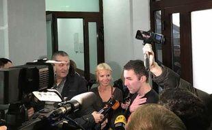 Jolan Viaud, un Français incarcéré durant deux mois en Biélorussie, a été libéré ce lundi.