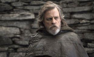 Mark Hamill reprend le rôle de Luke Skywalker dans «Star Wars: Les Derniers Jedi».