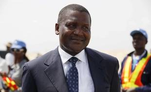 Aliko Dangote est considéré comme l'homme le plus riche d'Afrique.