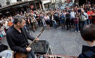 La Fête de la musique à Paris, en 2009