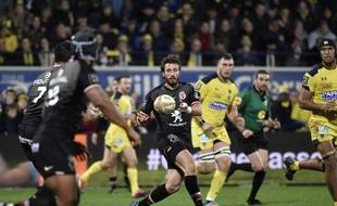 Maxime Médard et le Stade Toulousain ont ramené un match nul de Clermont (20-20), le 23 décembre 2018 en Top 14.