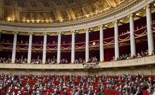 Les débats à l'assemblée nationale le 10 avril 2013.