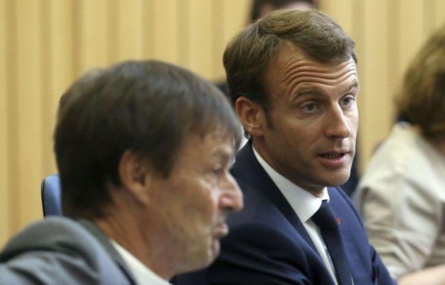 VIDEO. Pourquoi la démission de Nicolas Hulot est un coup dur pour Emmanuel Macron