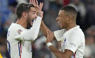 C'est beau, la France qui gagne.