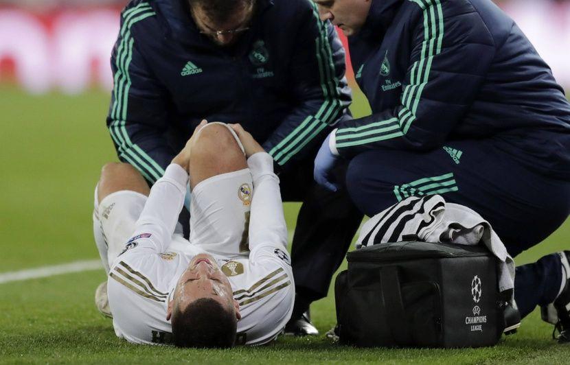 Real Madrid: Eden Hazard, victime d'une micro-fracture à la cheville, va manquer le Clasico
