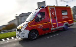 Un véhicule des pompiers. (Illustration)