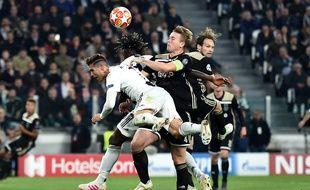 Matthijs de Ligt va retrouver Cristiano Ronaldo.