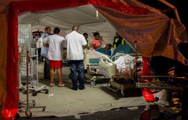 Guadeloupe: Mobilisation toujours forte autour du personnel du CHU