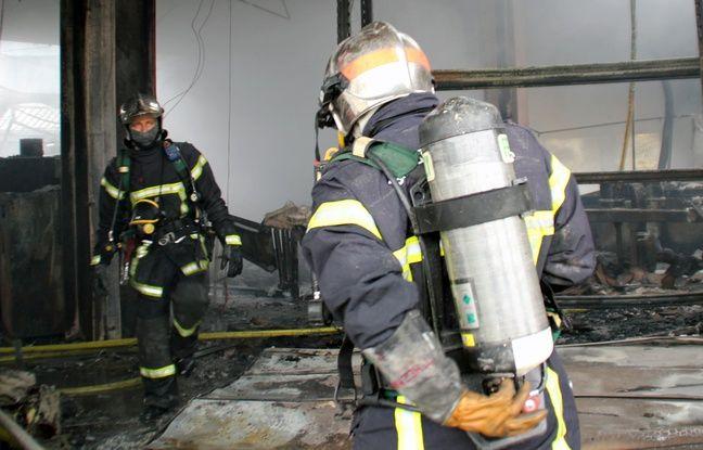 Rennes: Incendie dans le centre historique, neuf personnes sauvées par les pompiers