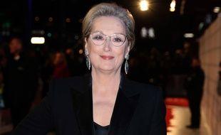 L'actrice Meryl Streep