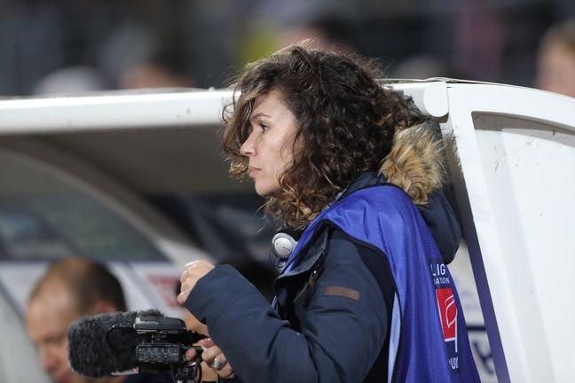 Delphine Gleize a filmé pendant près de 7 mois les joueurs de l'Aviron Bayonnais.