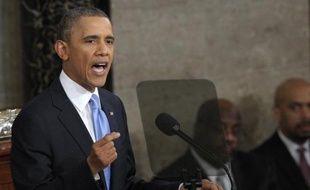 Barack Obama semble avoir remporté une première bataille contre les parlementaires du Congrès américain qui tentent d'imposer de nouvelles sanctions contre l'Iran, une initiative qui torpillerait selon le président la voie diplomatique ouverte à Genève entre Téhéran et les grandes puissances.
