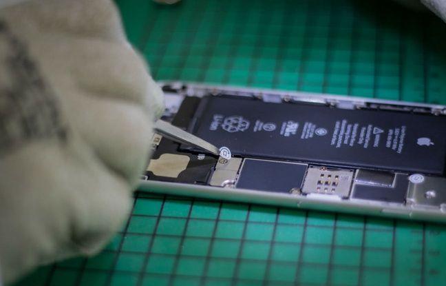 Les batteries sont remplacées si leur capacité de charge est inférieure à 80% de leur capacité d'origine.