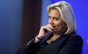 Michèle Tabarot, secrétaire générale de l'UMP, le 21 novembre 2012 à Paris.