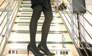 Johanna Rolland est depuis 2012 première adjointe de la mairie de Nantes.