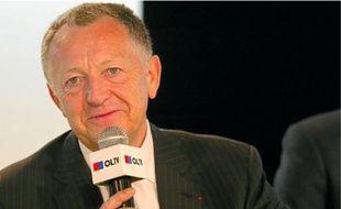 Jean-Michel Aulas, le président de l'OL, a sifflé la fin du mercato.