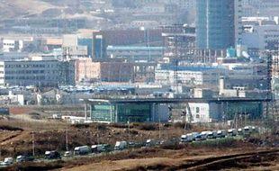 Le centre industriel de Kaesong, à la frontière entre les deux Corées, devrait occuper le centre du débat.
