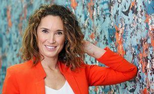 La journaliste Marie-Sophie Lacarrau, le 16 décembre 2020.