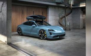 Coffre de toit Porsche