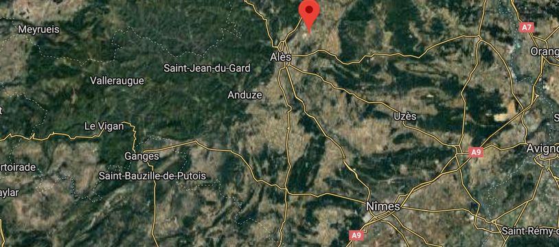 Salins (Gard).