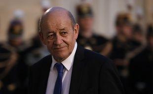 Le ministère des Affaires étrangères Jean-Yves le Drian.