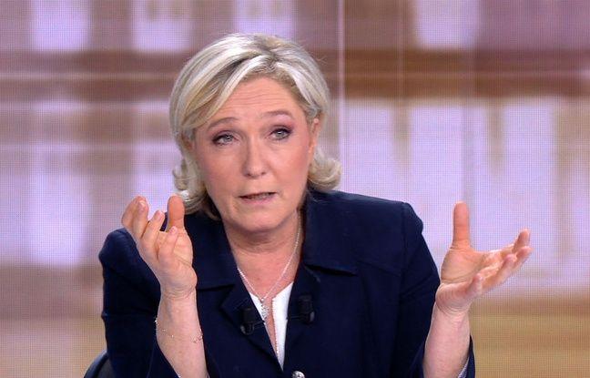 Débat présidentiel: La prestation de Marine Le Pen a déçu plusieurs sympathisants de l'extrême droite dans actualitas dimanche 648x415_marine-pen-debat-face-emmanuel-macron-3-mai-2017-paris