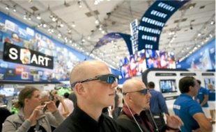 A part quelques nouveautés 3D, le secteur des télés ne se renouvelle pas.