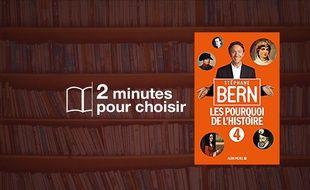 «Les Pourquoi de l'histoire, Tome 4» par Stéphane Bern chez Albin Michel (256 p., 19€).
