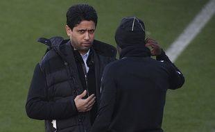 Nasser Al-Klelaïfi aura du boulot pour gérer le mercato d'été du PSG lors de l'intersaison 2017.