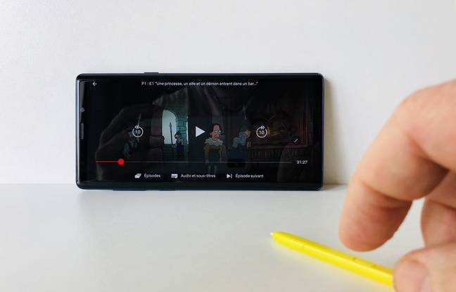 Le S-Pen peut désormais être utilisé comme télécommande.