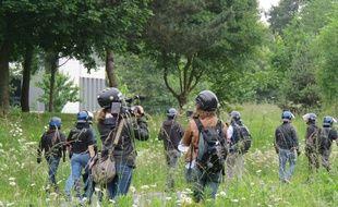 Plusieurs journalistes ont été blessés jeudi 2 juin à Rennes lors d'une violente charge de la police.
