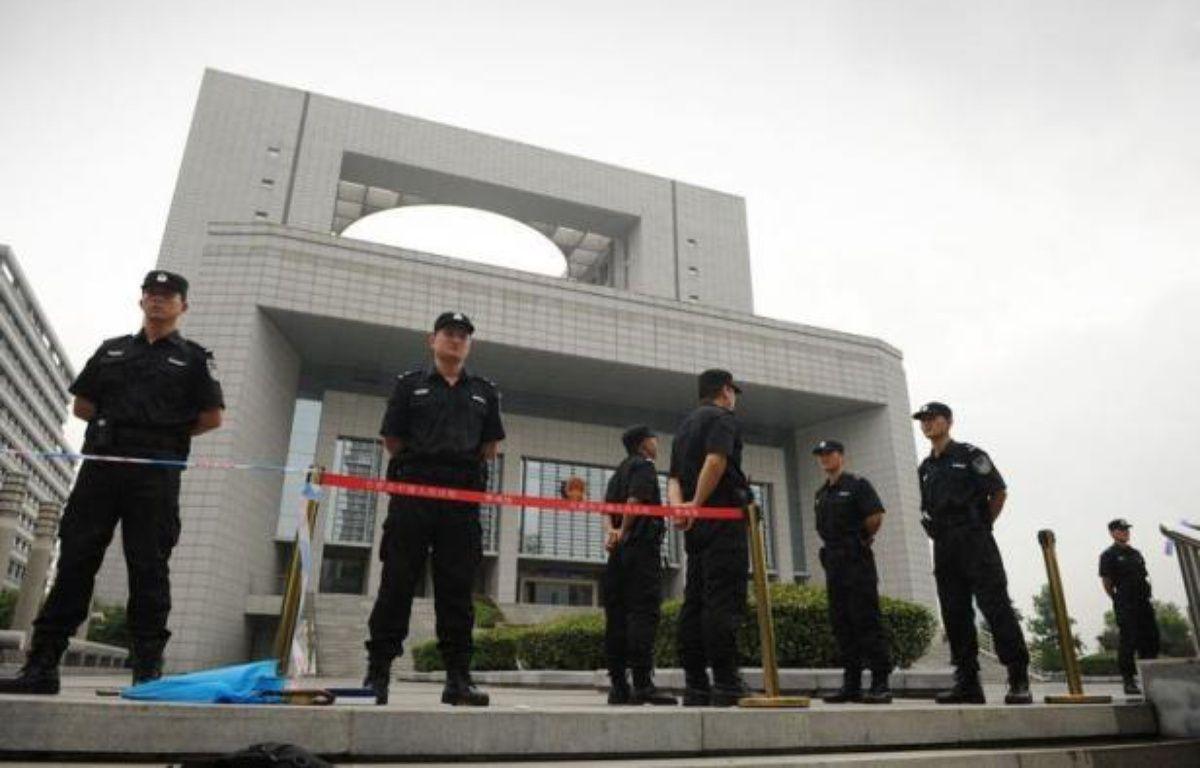 La Chine contrôlait strictement samedi les informations sur le procès de Gu Kailai, l'épouse d'un haut dirigeant déchu qui a reconnu cette semaine avoir empoisonné un Britannique, un assassinat dont de nouveaux détails sordides continuaient à émerger. – Peter Parks afp.com