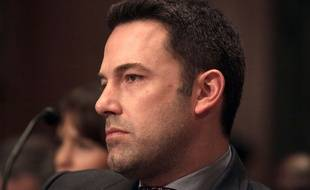 Ben Affleck à Washington le 26 mars 2015.