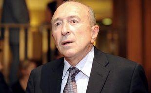Le maire socialiste de Lyon, Gérard Collomb, le 27 septembre 2011, à Paris.