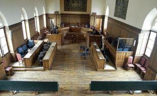 Une cour d'assises