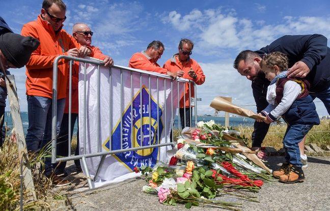 Tempête Miguel: Les quatre sauveteurs de la SNSM rescapés du naufrage aux Sables-d'Olonne recevront la Légion d'honneur