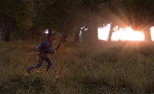 Le jeu vidéo de survie au milieu des zombies, «DayZ», développé par Bohemia Interactive.