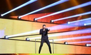 Sergueï Lazarev, candidat russe de l'Eurovision
