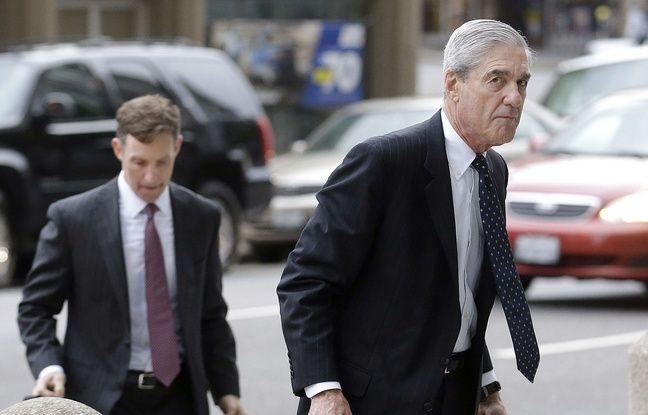L'ancien directeur du FBI, Robert Mueller, a été nommé procureur spécial dans l'enquête Trump-Russie, le 17 mai 2017.
