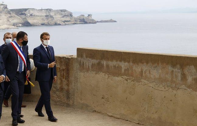 Tensions en Méditerranée: «L'Europe doit avoir une voix plus unie et plus claire» face à la Turquie, demande Emmanuel Macron