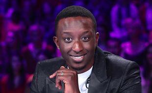 Ahmed Sylla, invité dans le jury de la deuxième demi-finale de La France a un incroyable talent.