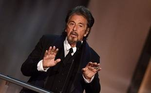 Al Pacino aux AFI Awards, en juin 2017.