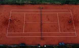 Tennis, illustration