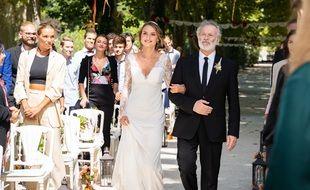 Aurélie Pons et Francis Huster, symboles du mélange des générations dans « Ici Tout Commence »