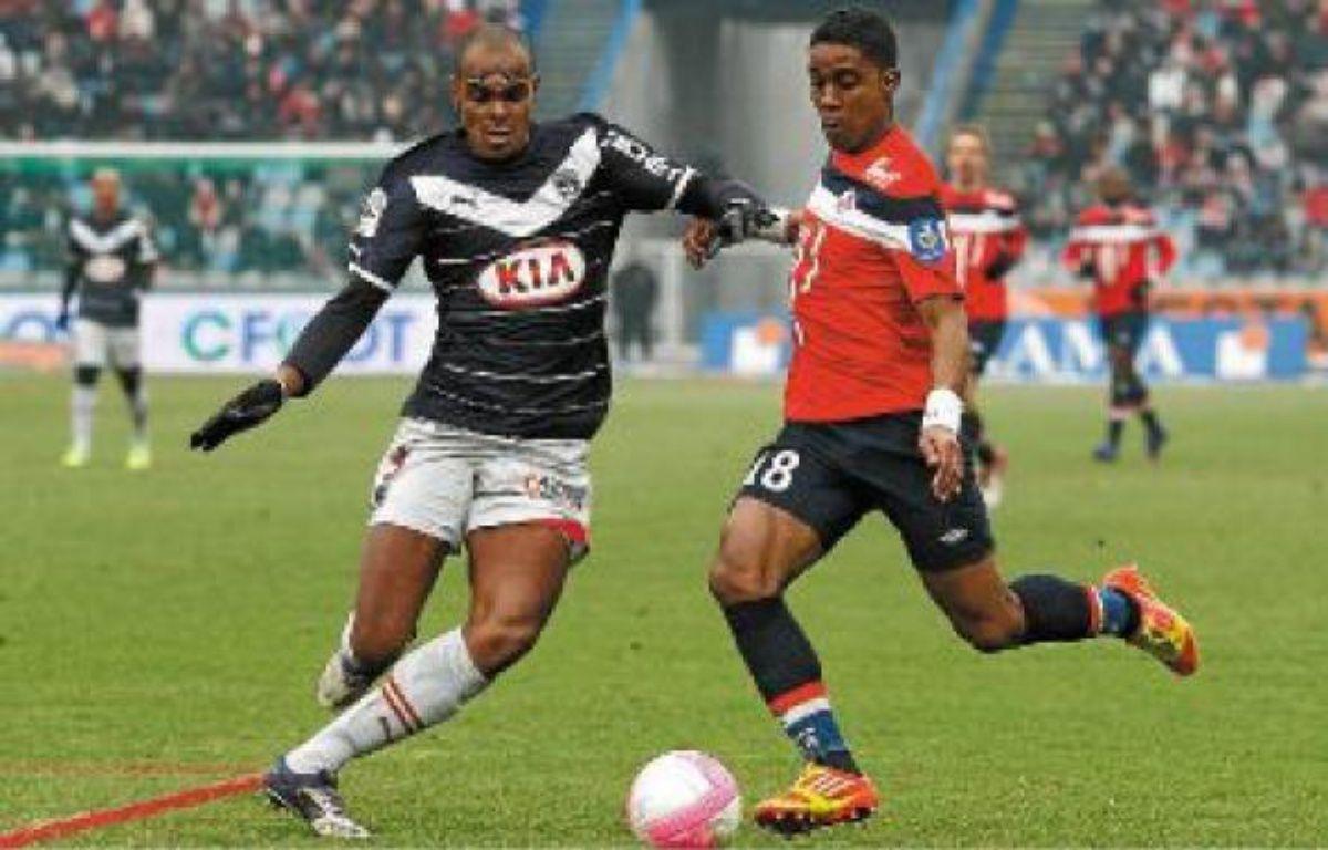 Arrivé en 2005 en Gironde, le Brésilien Carlos Henrique souhaite rester à Bordeaux. –  m.libert / 20 minutes