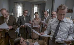 Tom Hanks dans Pentagon Papers de Steven Spielberg
