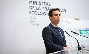 Jean-Baptiste Djebbari, le ministre délégué aux Transports.