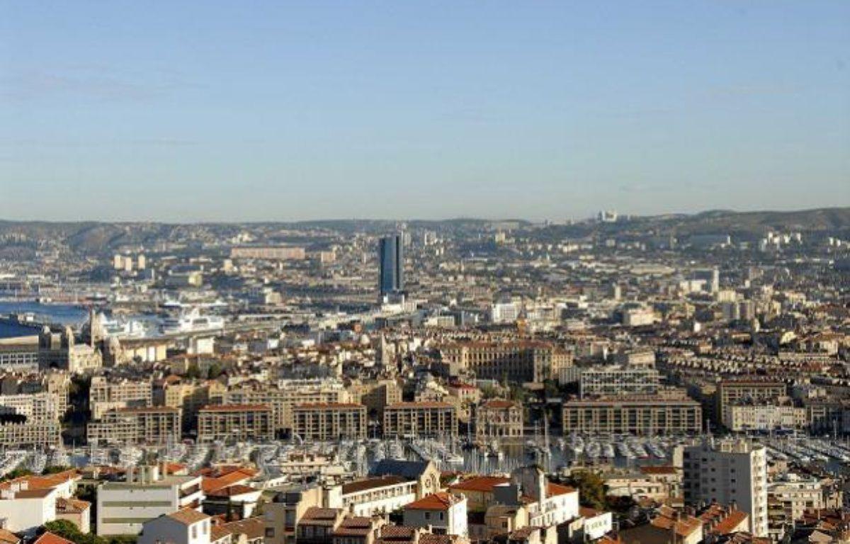 Marseille, capitale mal-aimée du Sud Est de la France  – no credit
