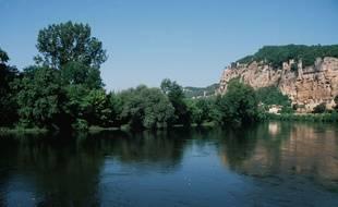 Illustration rivière