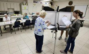 Selon les résultats provisoires jeudi à la mi-journée, Barack Obama comptait moins de 56.000 voix d'avance sur Mitt Romney. Crédité de 49,9% des suffrages, il était talonné par son rival (49,24%).